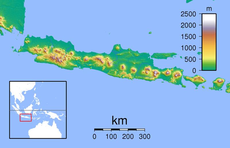 Costa de Java