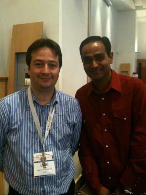 Abel Pardo y Avinash Kaushik