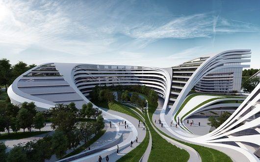 Arquitectura moderna y nuevas tecnologías
