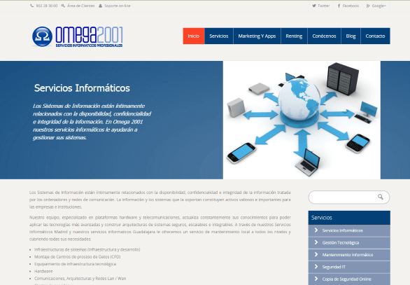 servicios informaticos madrid y guadalajara